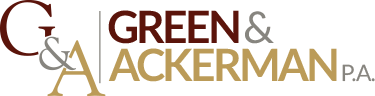 Green & Ackerman, P. A. logo